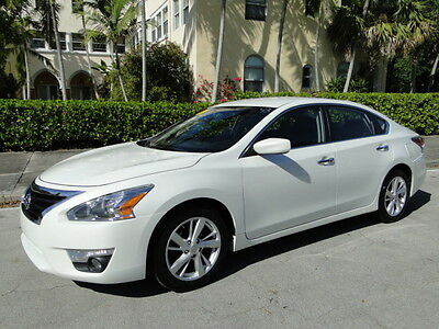 2015 Nissan Altima SV Sedan 4-Door 2015 NISSAN ALTIMA SV ,LEATHER..21K MILES