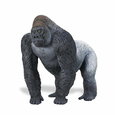 Silverback Gorilla Wildlife Wonders Figure Safari Ltd NEW Toys Educational