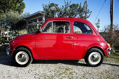 FIAT 500 L, YEAR 1971. Fully restored! Ready to use ***NO RESERVE PRICE***