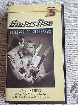 Status Quo, Rocking Through The Ages VHS