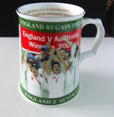 Aynsley England Regains the Ashes 2005 Tankard
