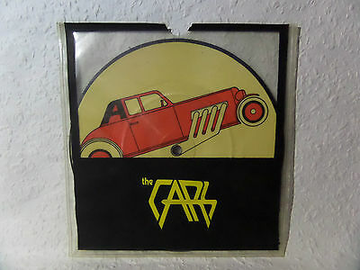 """The Cars - My Best Friends Girl Picture Disc 1978 7"""" Single - Vgc"""
