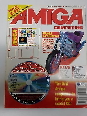 Amiga Computing Magazine Issue 86 - May 1995 - No Free Disc