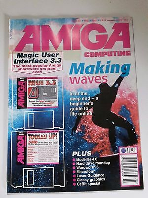 Amiga Computing Magazine Issue 99 - May 1996 - No Free Disc