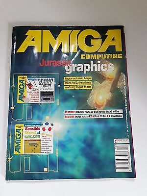 Amiga Computing Magazine Issue 80 - December 1994 - No Free Discs
