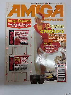 Amiga Computing Magazine Issue 94 - Christmas 1995 - No Free Disc