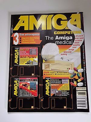Amiga Computing Magazine Issue 79 - November 1994 - No Free Discs
