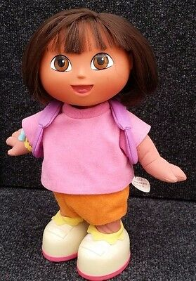 Dora The Explorer FISHER PRICE We Did It Singing Dancing Doll