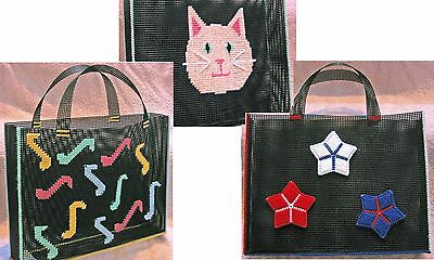 Totes Designed & Handcrafted by Babs Large size NEW