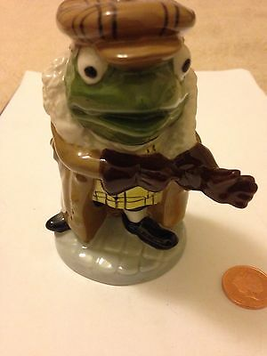 Wind In The Willows 'wade' Toad Collectable