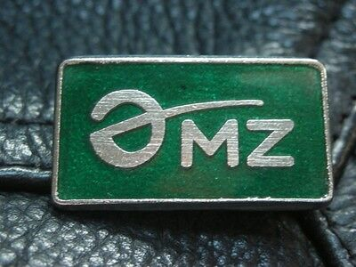 Mz Motorcycle Enamel Motorbike Bike Jacket Pin Badge