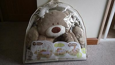 Mothercare Baby Activity Bear Playmat/Play gym