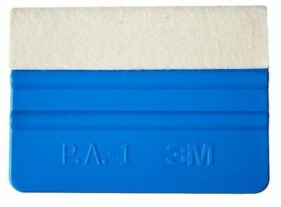 3M Soft Edge Squeegee For Car Wrap Vinyl Window Tinting Film - FREE SHIPPING