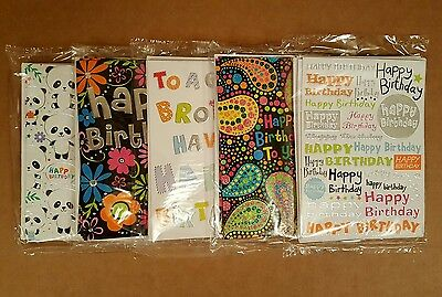 Mixed greeting cards, job lot of 700 brand new sealed cards