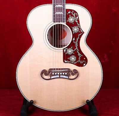 Gibson Limited Edition SJ-200 Parlor Custom Acoustic Electric Guitar w/Case J200