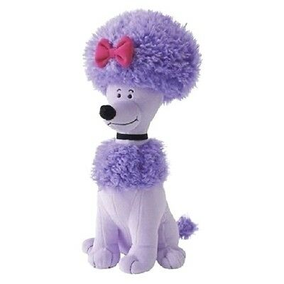 Cleo Purple Poodle Plush Dog from Clifford Books Kohl's Cares Stuffed Animal Toy