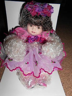 Marie Osmond Fine Collectibles: Olive May Loving Tribute Tiny Tot MIB COA