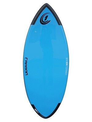 """Circle One 56"""" Carbon Skimboard For Kitesurfing - With Board Bag - Discounted"""