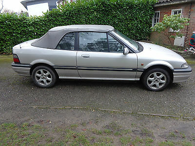 SUPERB ROVER 216 CABRIOLET.....new listing open to offers