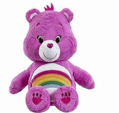 Care Bears Giant 50cm Cheer Bear - Super-soft plush toy - Brand New