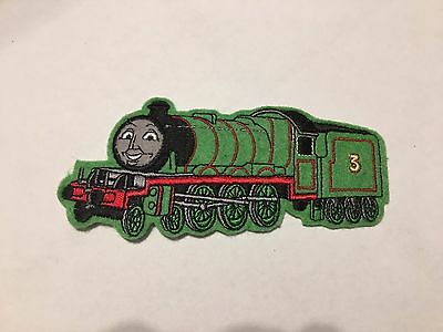 Patch, Embroidered - HENRY from Thomas The Tank Engine -Free Shipping!