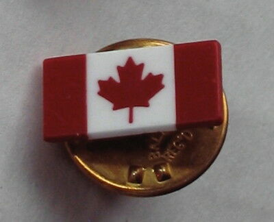 Canadian Flag Maple Leaf Canada Lapel Souvenir Pin