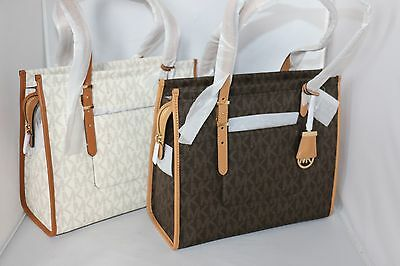 MICHAEL MICHAEL KORS Darien Signature Medium Tote Bag