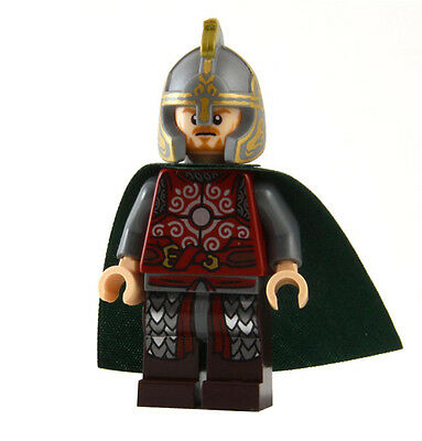 Minifigures New The Lord of The Rings Karl Urban Movie Eomer Building Toys