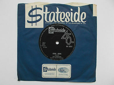 "The Coasters /  Cool Jerk / Stateside SS 2201 / 7"" Single"