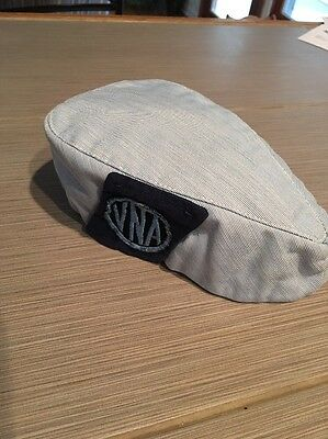 Vintage VNA Visiting Nursing Association Hat