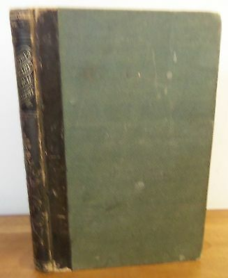 Rare 1858 PRIMARY NATURAL PHILOSOPHY by John Johnston ELECTRICITY MECHANICS