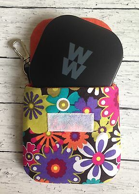 Weight Watchers 2016 Smart Points Calculator Pouch Holder~Custom Made~48 Choices