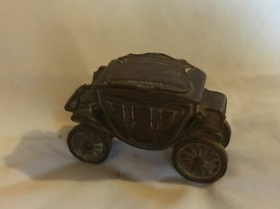 1933 Chicago Century of Progess Skyway Observation Towers Stagecoach Souvenir