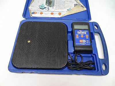 Uniweld Chargetron Electronic Refrigerant Scale N4284