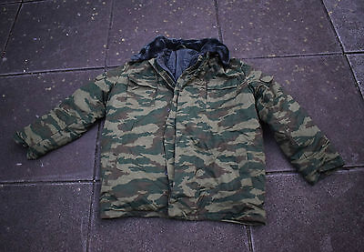 Russian Army FLORA camo Cold Weather Parka