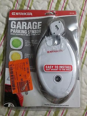 Striker Parking Attendant Garage Parking Sensor Eliminates garage fender benders