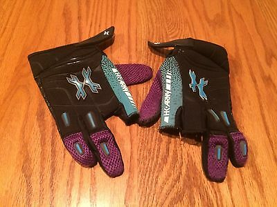 HK Army Pro 2 Finger Paintball Gloves - Arctic Size Large