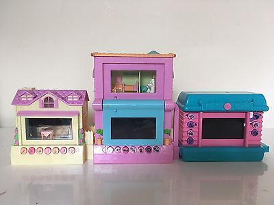 Pixel Chix Mattel Doll House LCD Game Interactive Toy