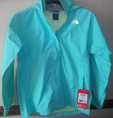 North Face Girls / Young women's Reflective Resolve Jacket Youth XL age 18-20