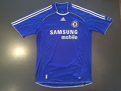 Adidas Chelsea EPL Jersey. Size L.