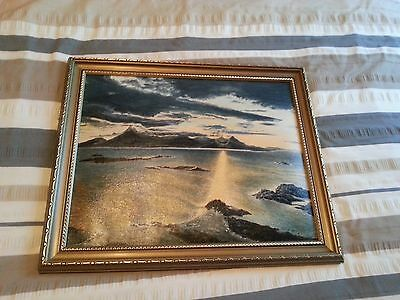Skye (Cuillin Mountains) Painting