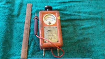 Vintage Repco Battery Tester.tools,workshop,old,garage,rare,work,car,man cave.