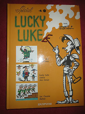 Bd Lucky Luke Special N° 4 Comme Neuf