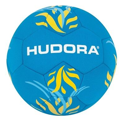 Hudora Beachball Softgrip Gr. 5 unaufgepumpt (77451/XX) | Softball | Spiel-Ball
