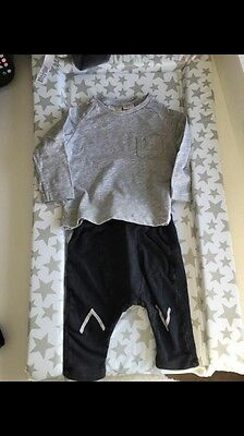 Boys ZARA Outfit 3-6 Months