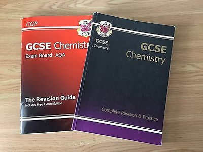 GCSE Chemistry: Pt. 1 & 2: Complete Revision and Practice & The Revision Guide