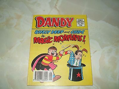 DANDY COMIC LIBRARY NO 264 Bully Beef & Chips - Magic Moments 1994 beano