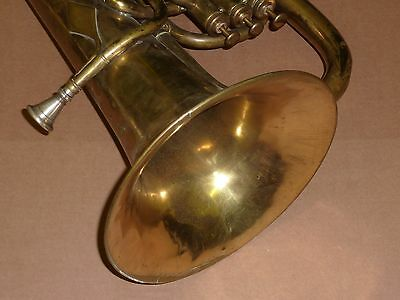 Antique English LP Bugle