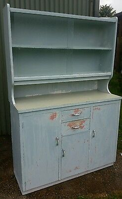Vintage Retro Art Deco Kitchen Cabinet Australian Not French or a Shabby Chick