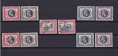 South West Africa 1935   Mounted Mint And Used  Stamps   R 2453